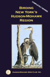 HMBC Bird-finding Book